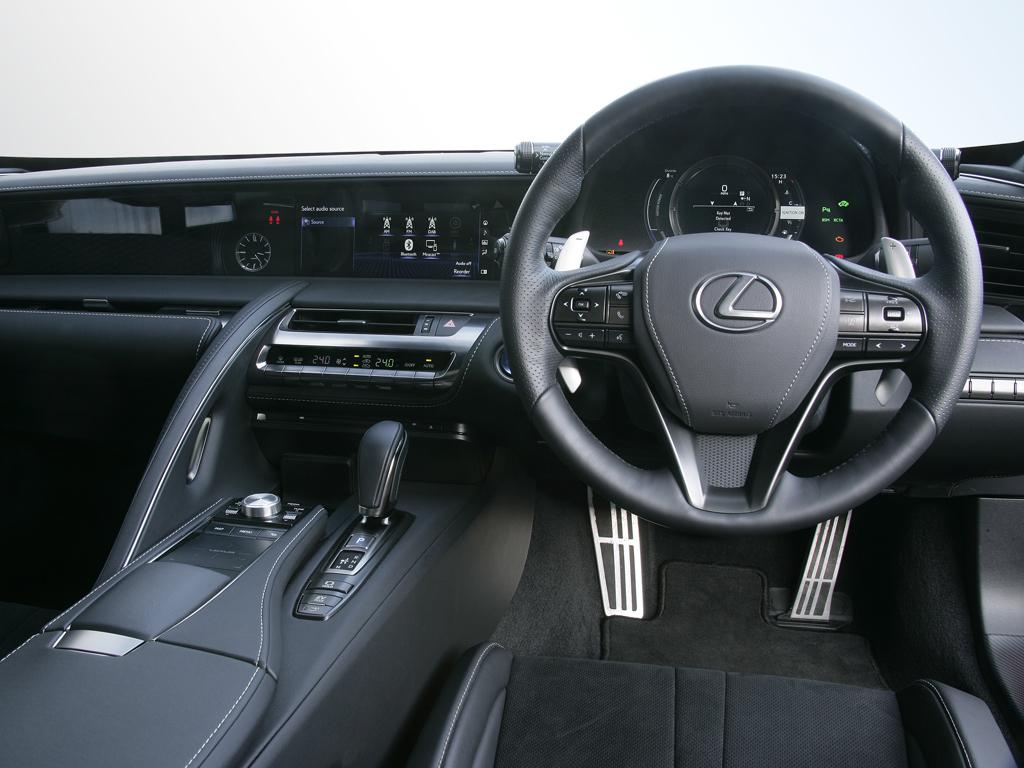 Lexus Lc 500 5.0 464 Sport 2dr Auto Manhattan Orange