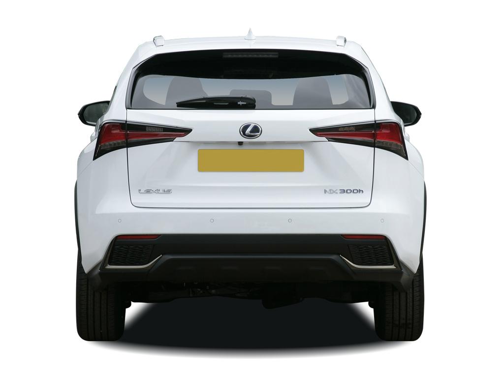 Lexus Nx 300h 2.5 5dr CVT Premium Plus Pack/Pan Roof