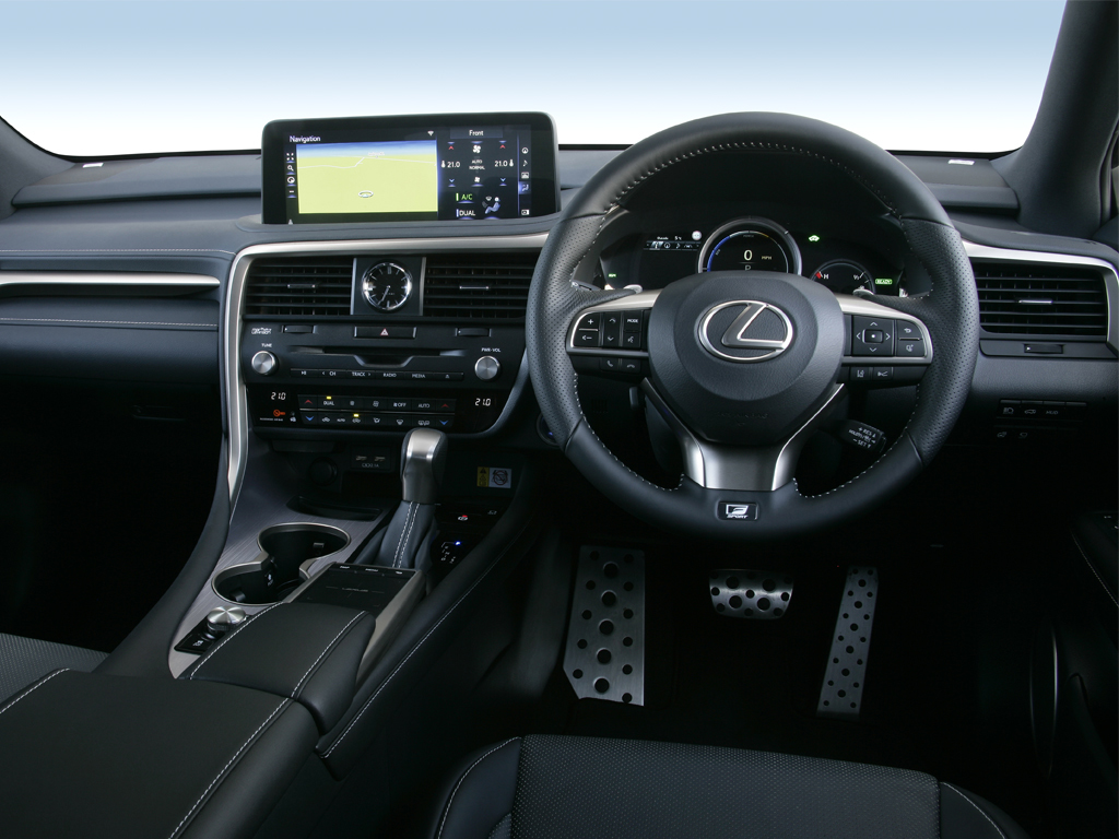 Lexus Rx 450h 3.5 F-Sport 5dr CVT