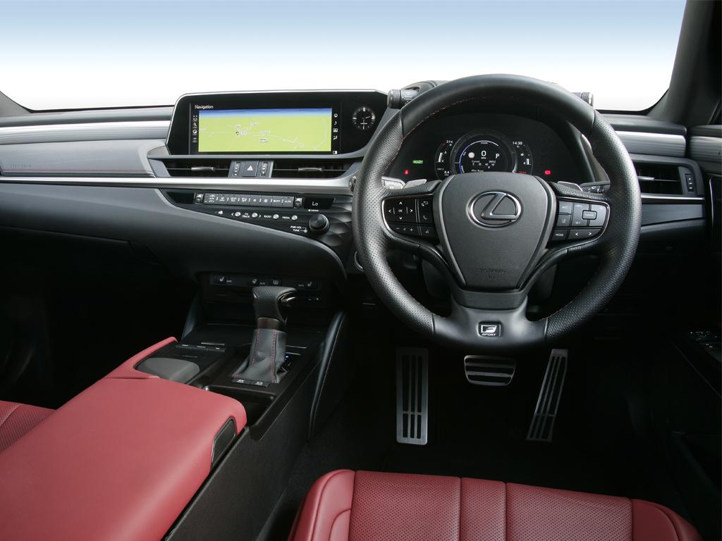 Lexus Ux 250h E4 2.0 F-Sport 5dr CVT Premium Plus/Sunroof