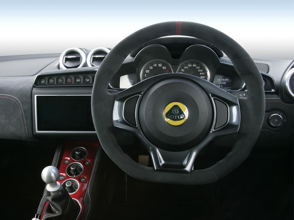 Lotus Evora 3.5 V6 GT410 Sport 2dr