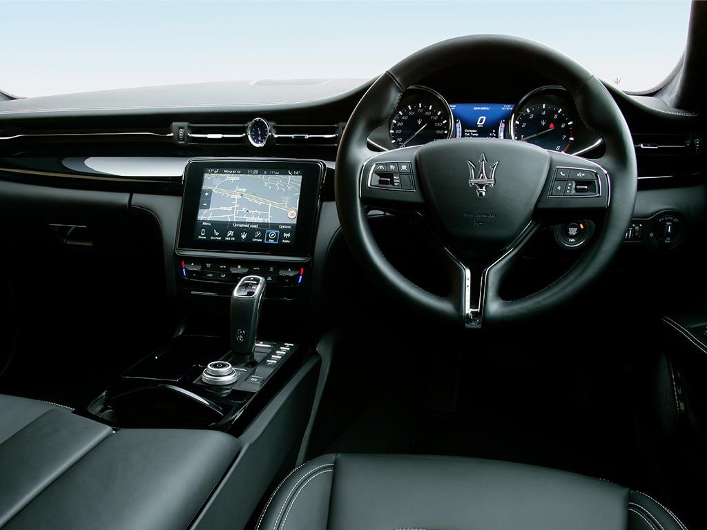 Maserati Quattroporte V8 Trofeo 4dr Auto