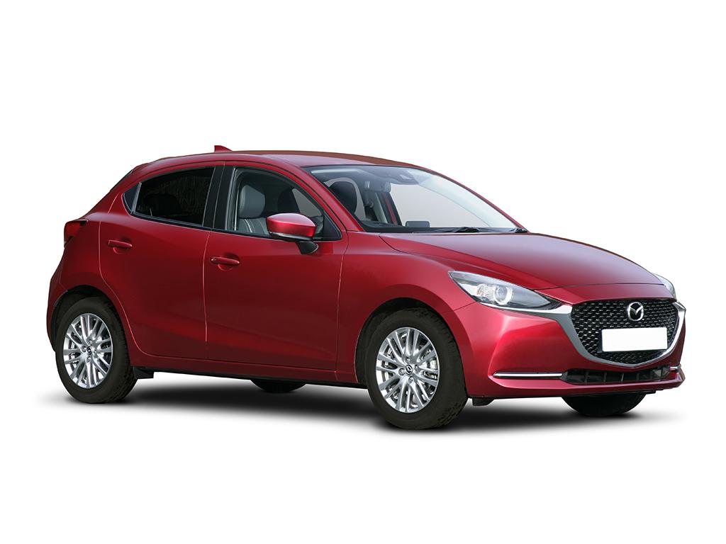 Mazda 2 1.5 e-Skyactiv G SE-L 5dr