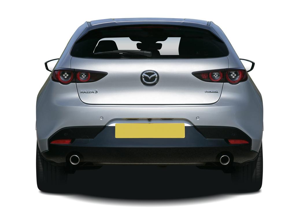 Mazda 3 2.0 e-Skyactiv G MHEV GT Sport 5dr Auto