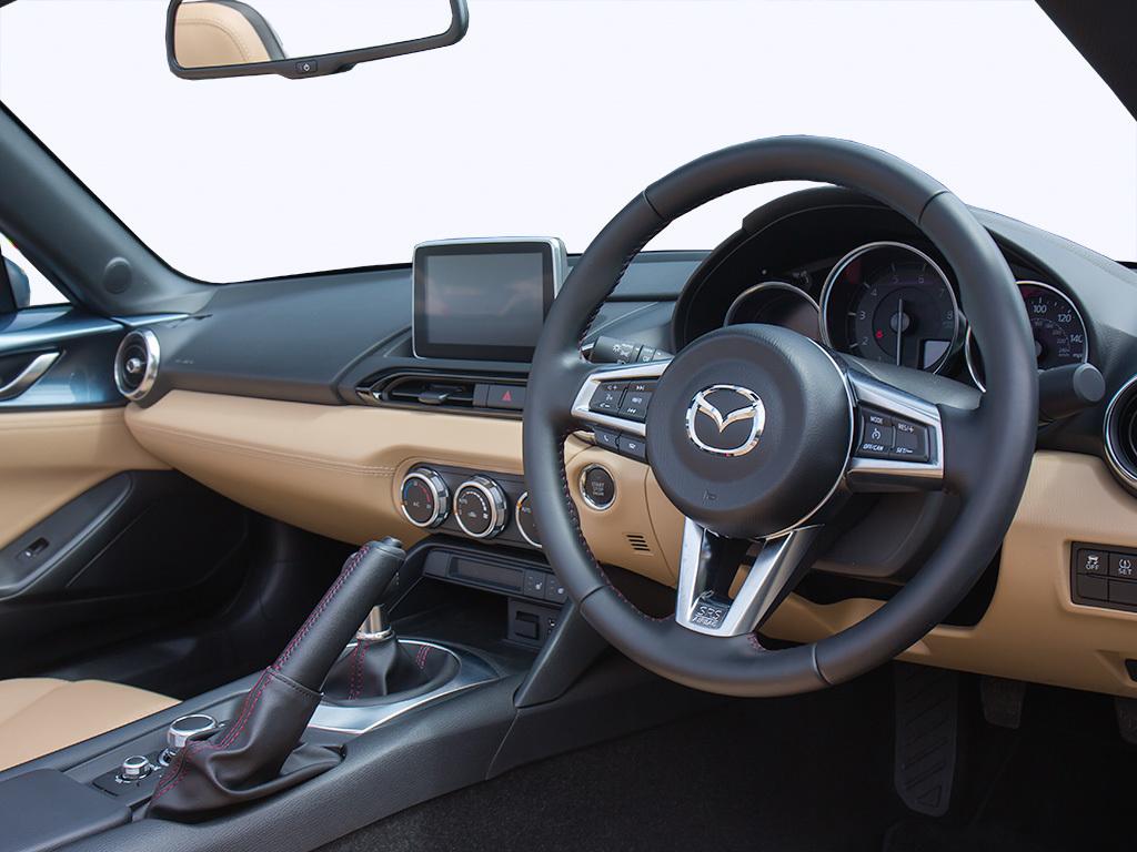 Mazda MX-5 1.5 132 R-Sport 2dr