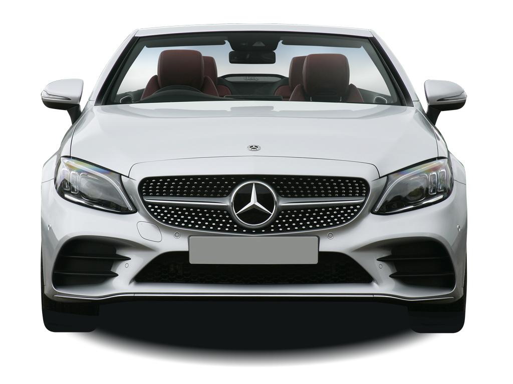 Mercedes-Benz C Class C220d AMG Line Edition 2dr 9G-Tronic