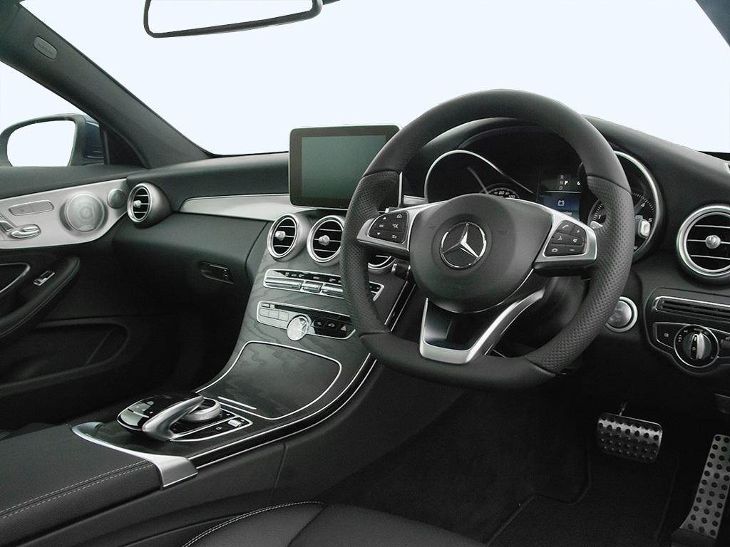 Mercedes-Benz C Class C200 4Matic Sport Premium Plus 2dr Auto