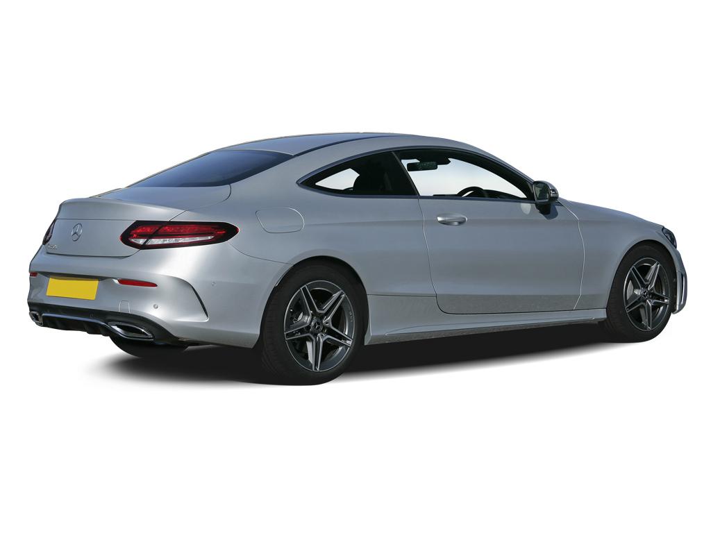 Mercedes-Benz C Class C300 AMG Line Edition Premium 2dr 9G-Tronic