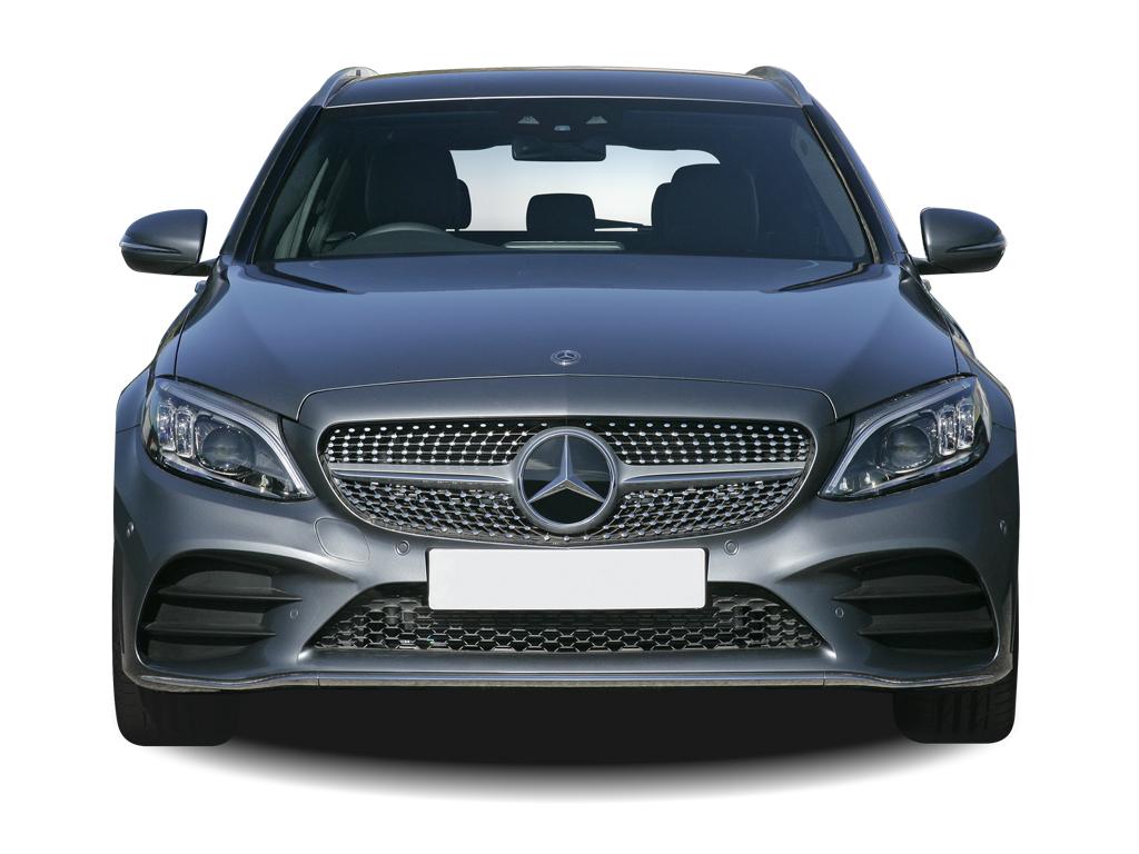 Mercedes-Benz C Class C300d 4Matic AMG Line Edition 5dr 9G-Tronic