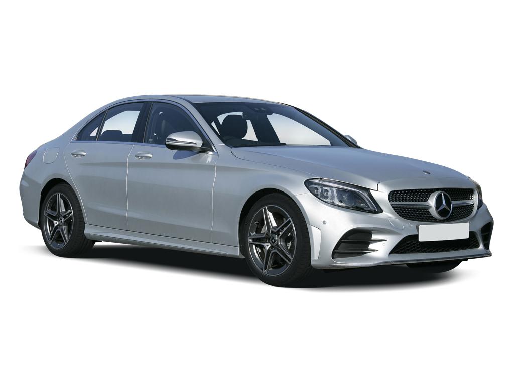 Mercedes-Benz C Class C300de AMG Line Night Ed Premium 4dr 9G-Tronic