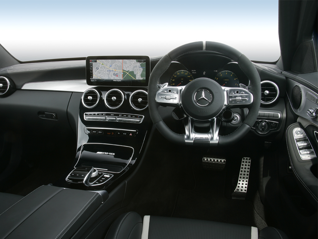 Mercedes-Benz C Class C63 S Premium Plus 4dr 9G-Tronic