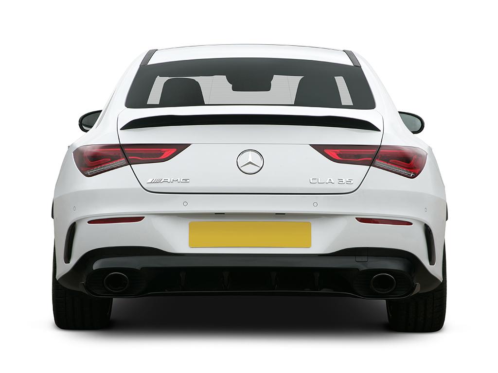 Mercedes-Benz Cla CLA 45 S 4Matic+ Plus 4dr Tip Auto