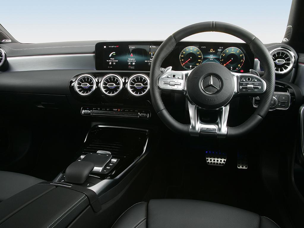 Mercedes-Benz Cla CLA 35 4Matic 4dr Tip Auto