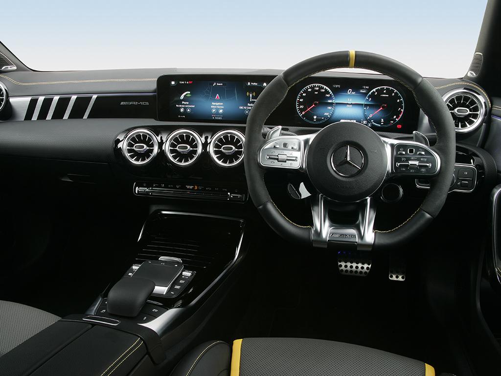Mercedes-Benz Cla CLA 35 Premium 4Matic 5dr Tip Auto