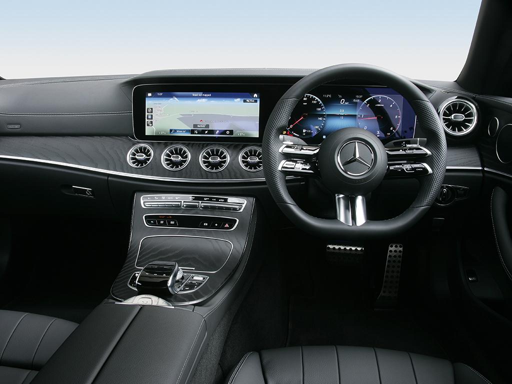 Mercedes-Benz E Class E220d AMG Line Night Ed Premium+ 2dr 9G-Tronic