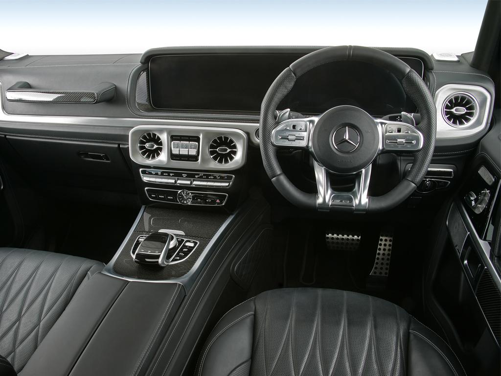 Mercedes-Benz G Class G63 5dr 9G-Tronic
