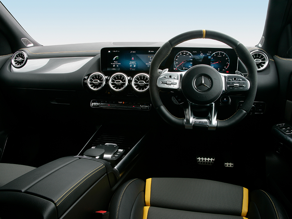 Mercedes-Benz Gla GLA 45 S 4Matic+ 5dr Auto