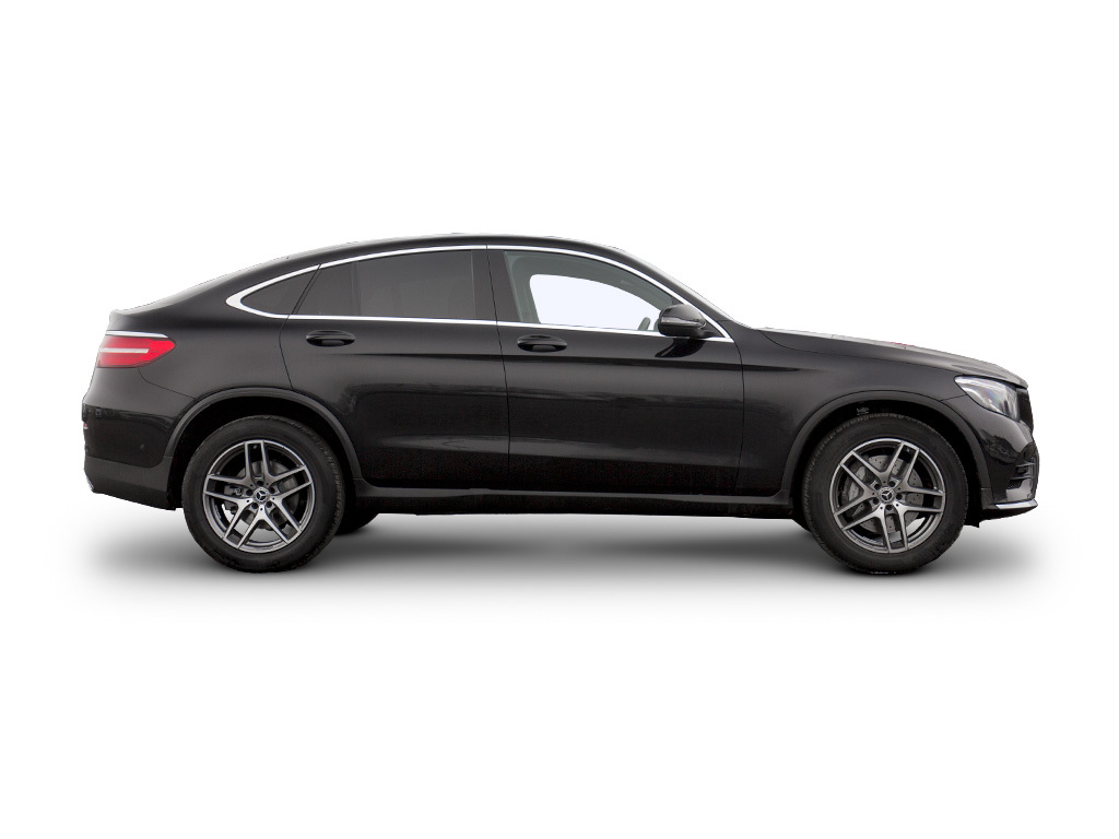 Mercedes-Benz GLC Coupe GLC 250 4Matic AMG Line 5dr 9G-Tronic