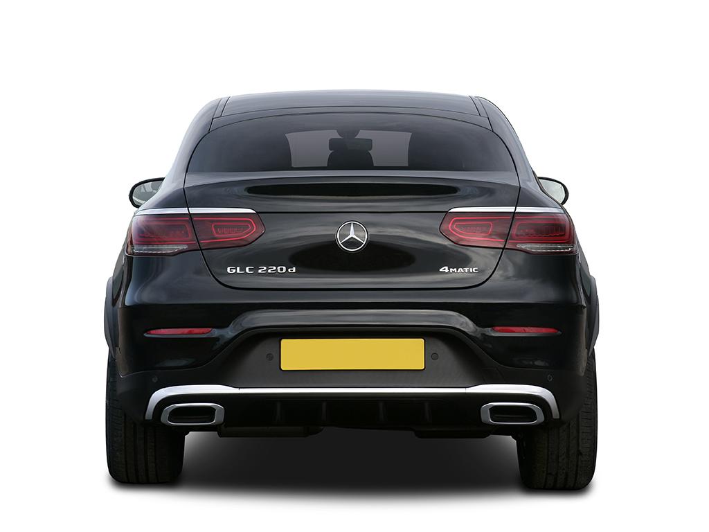 Mercedes-Benz GLC Coupe GLC 300 4Matic AMG Line Prem Plus 5dr 9G-Tronic