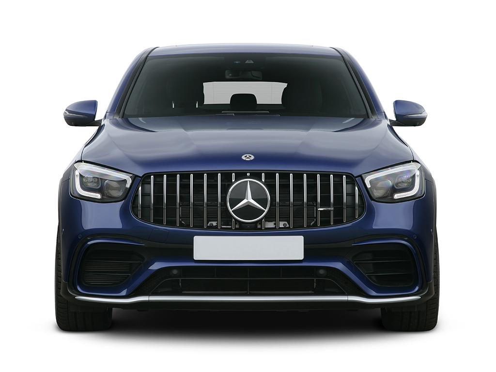 Mercedes-Benz GLC Coupe GLC 63 S 4Matic+ Night Edition Premium Pls 5dr MCT