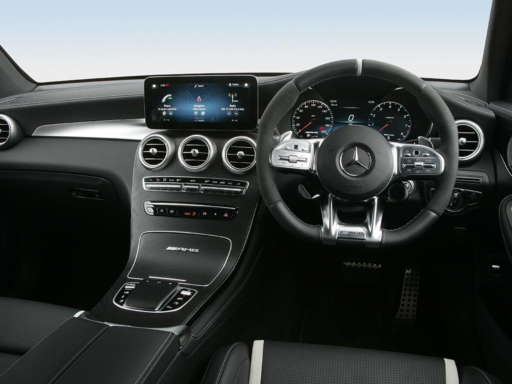 Mercedes-Benz GLC GLC 43 4Matic Premium Plus 5dr TCT
