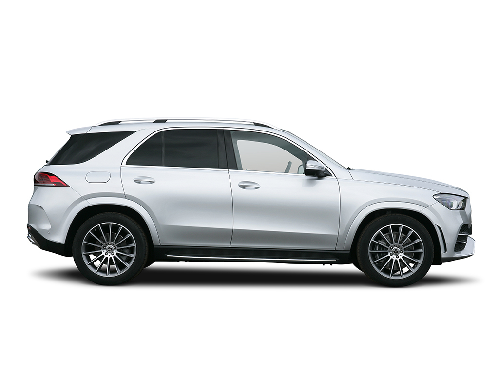Mercedes-Benz GLE Coupe GLE 400d 4Matic AMG Line Premium + 5dr 9G-Tronic
