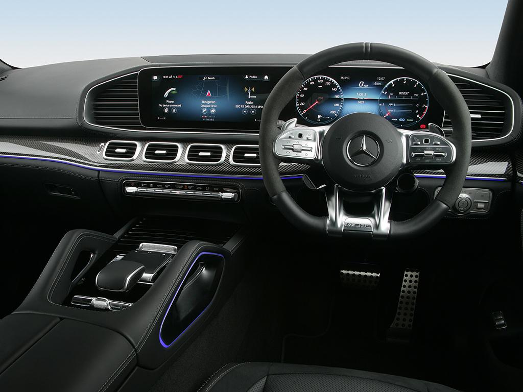 Mercedes-Benz GLE GLE 53 4Matic+ Prem + 5dr 9G-Tronic 7 Seats
