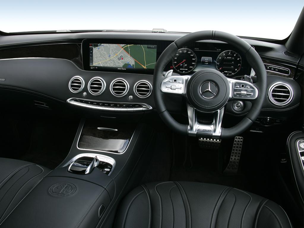 Mercedes-Benz S Class S63 612 2dr MCT