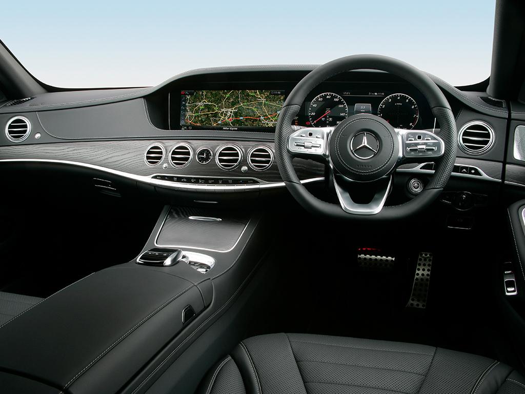 Mercedes-Benz S Class S350d L AMG Line Premium 4dr 9G-Tronic