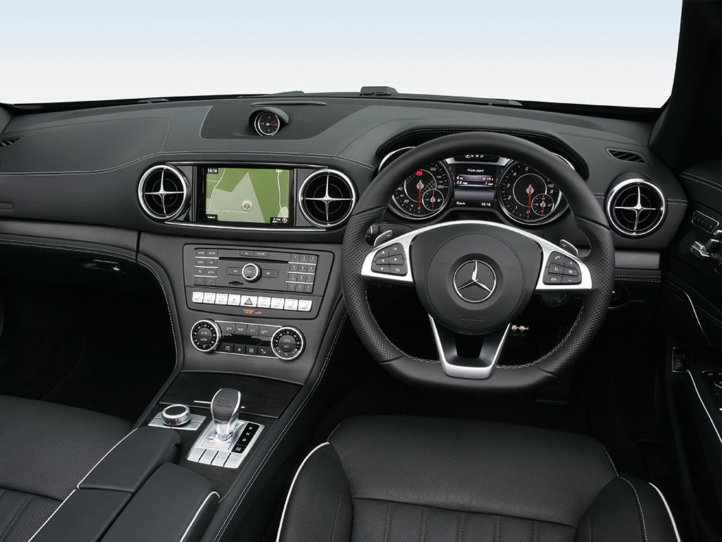 Mercedes-Benz SL Class SL 400 Grand Edition Premium 2dr 9G-Tronic