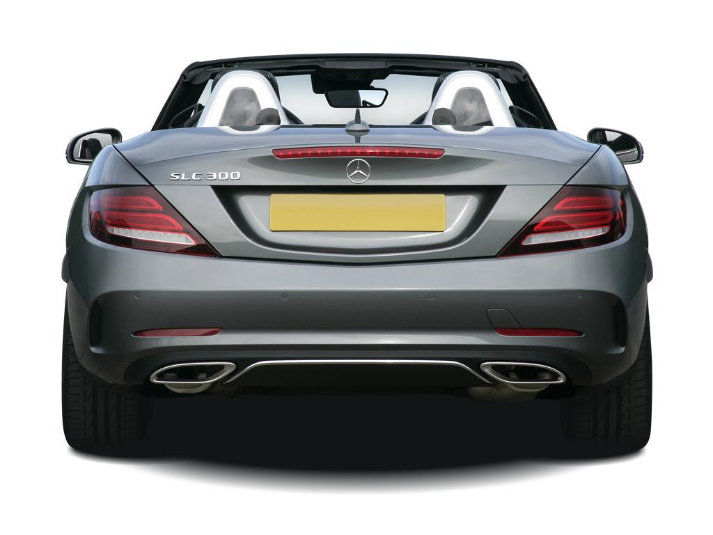 Mercedes-Benz SLC SLC 200 Final Edition Premium 2dr