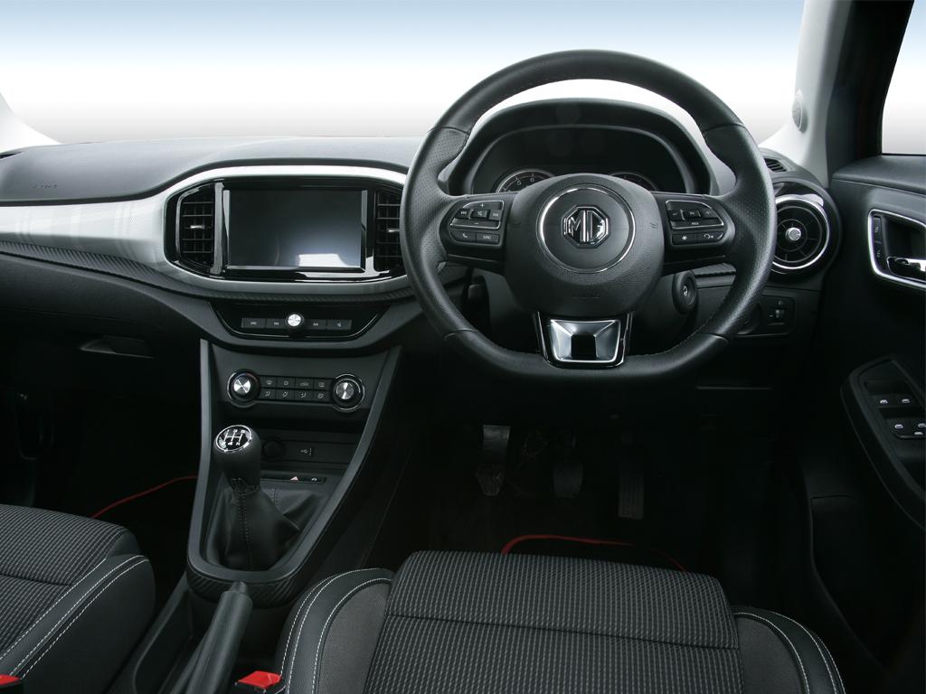 MG Motor UK MG3 1.5 VTi-TECH Exclusive 5dr Navigation