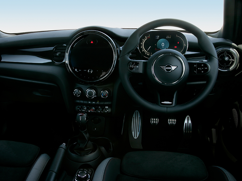 MINI Hatchback 2.0 Cooper S Sport 5dr Auto Nav Pack