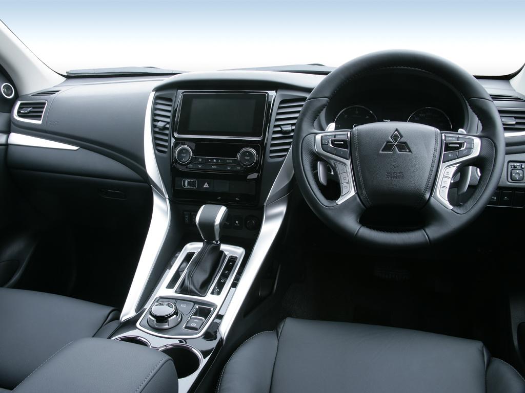 Mitsubishi Shogun Sport 2.4 DI-DC 3 5dr Auto 4WD
