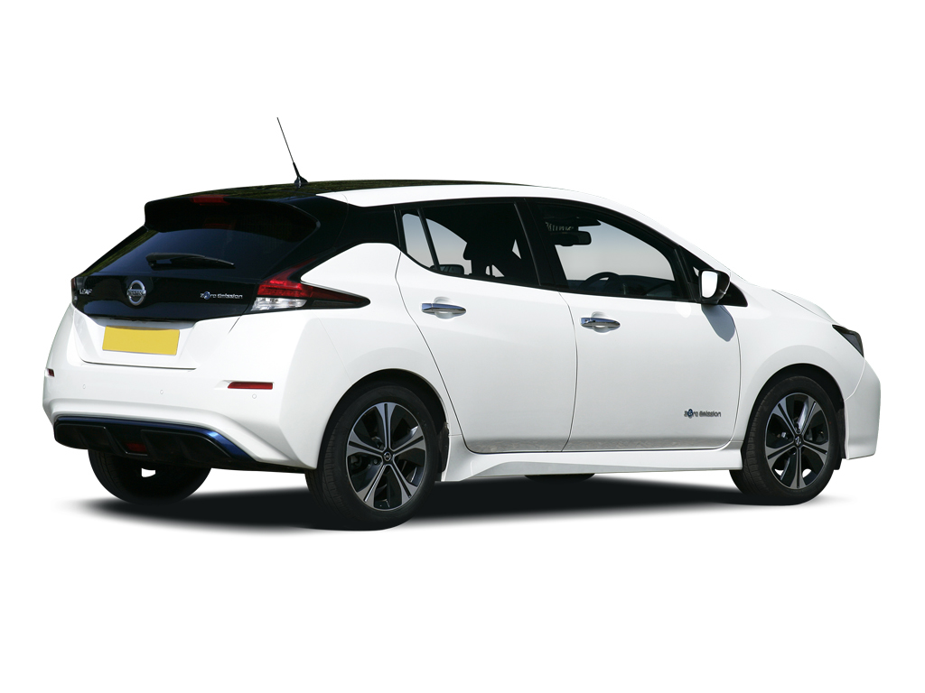 Nissan Leaf 110kW Acenta 40kWh 5dr Auto 6.6kw Charger