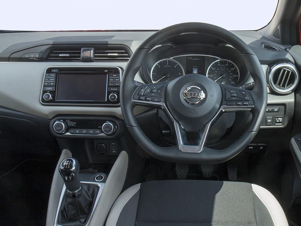 Nissan Micra 1.0 IG-T 92 N-Sport 5dr Nav