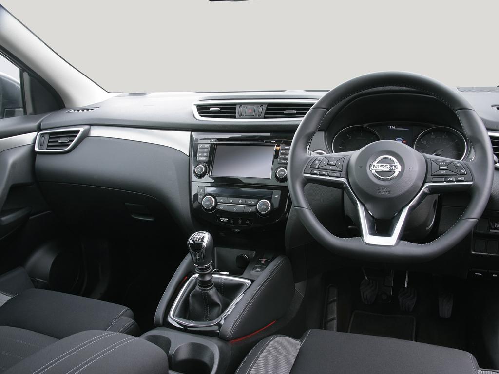 Nissan Qashqai 1.3 DiG-T 160 157 Acenta Premium 5dr DCT