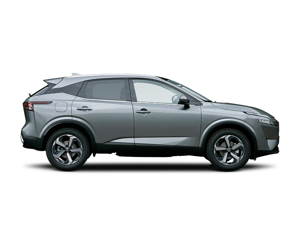 Nissan Qashqai 1.3 DiG-T MH 158 N-Connecta 5dr 4WD Xtronic