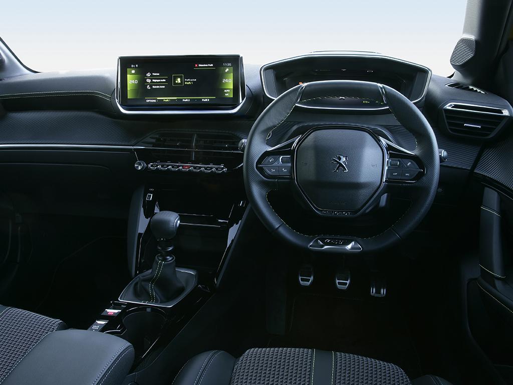 Peugeot 208 1.2 PureTech 100 GT 5dr EAT8