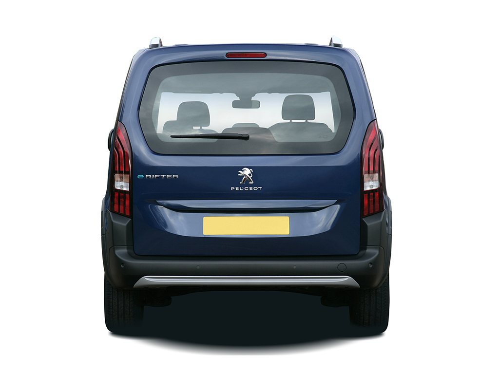 Peugeot Rifter 100kW Allure Premium 50kWh 7 Seat 5dr Auto