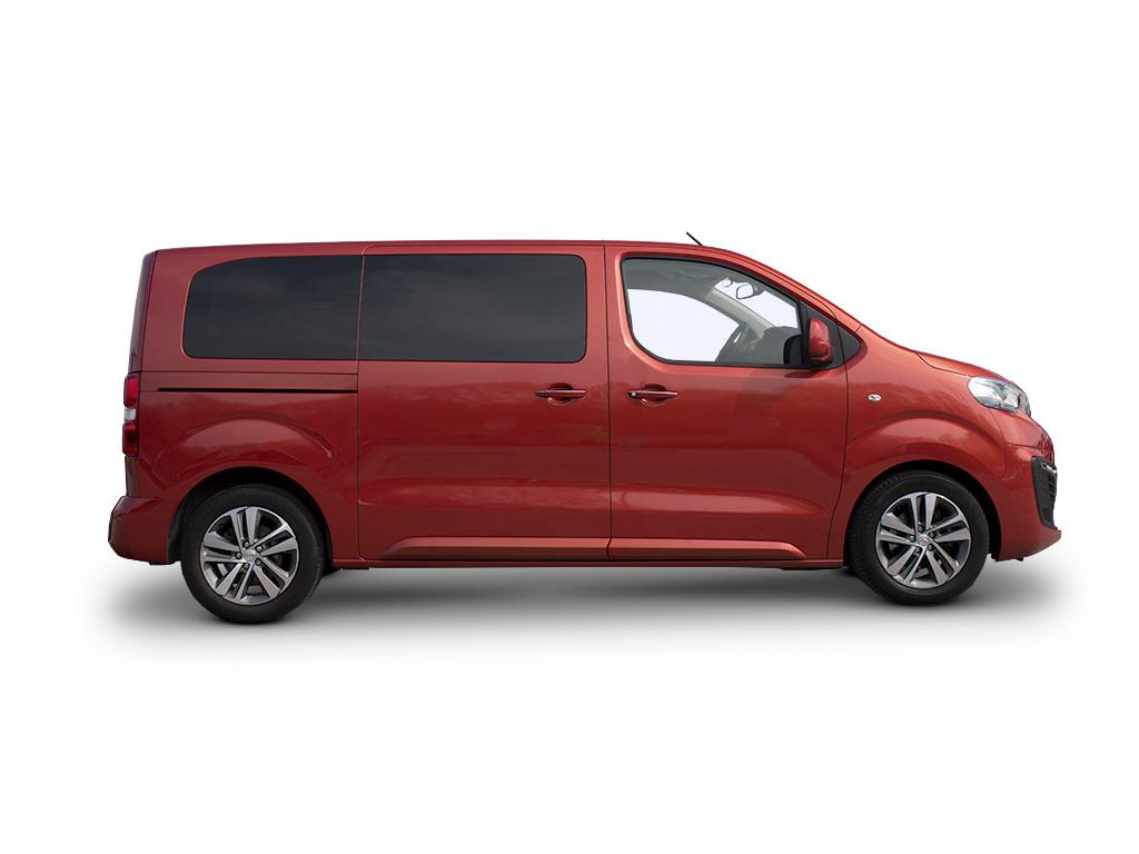 Peugeot Traveller 2.0 BlueHDi 145 Active Standard 8 Seat 5dr EAT8