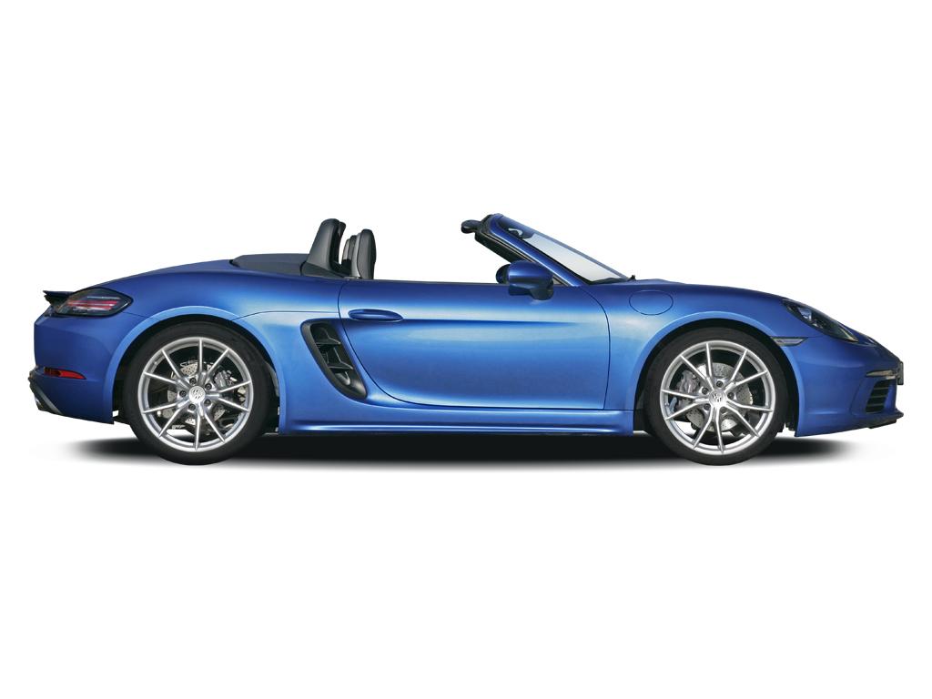 Porsche Boxster 4.0 25 Years 2dr
