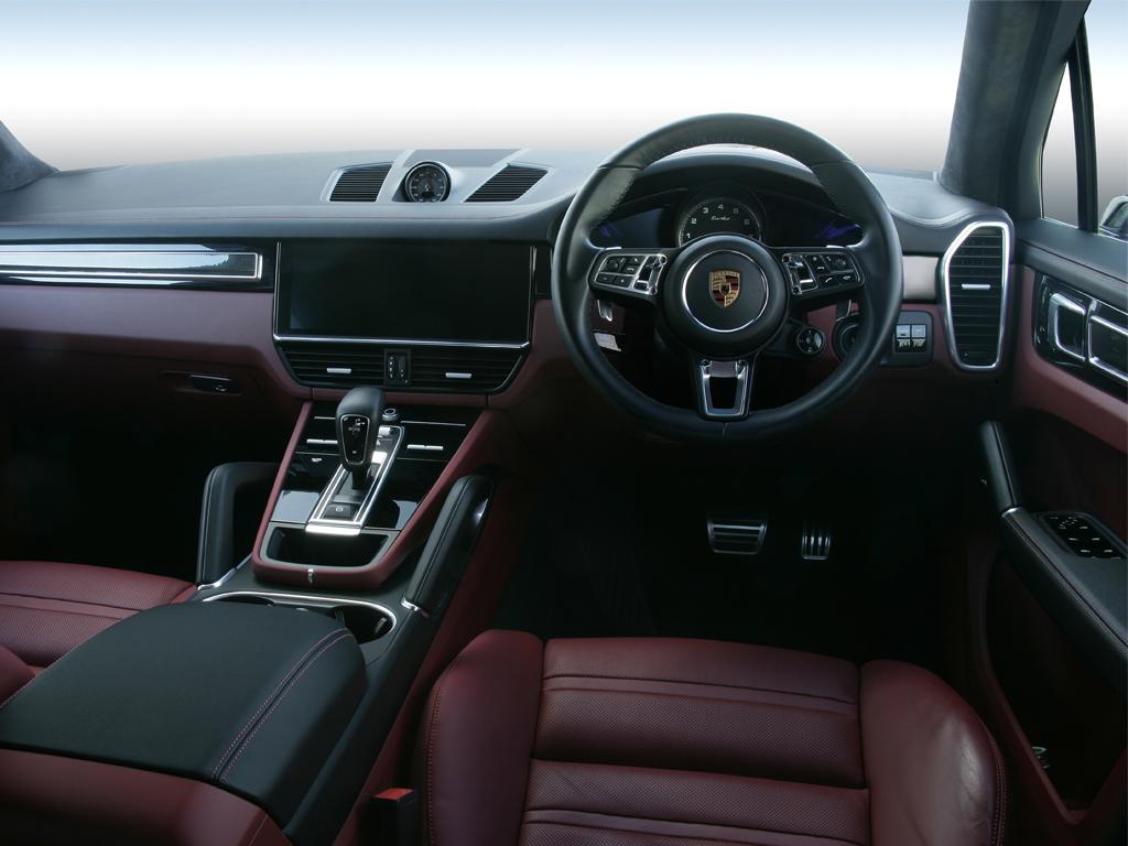 Porsche Cayenne Turbo GT 5dr Tiptronic S