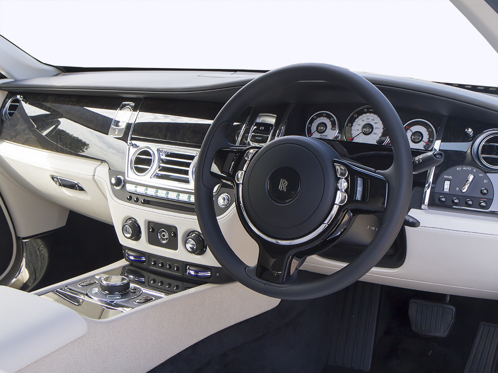 Rolls-Royce Wraith Black Badge 2dr Auto
