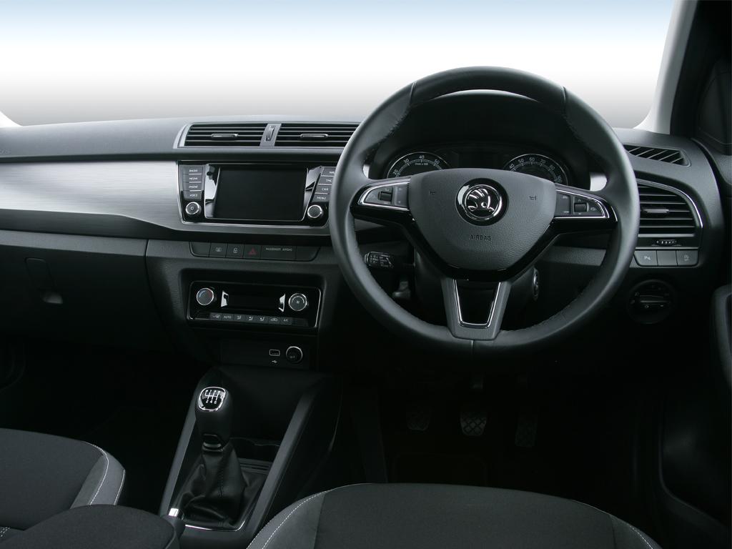 Škoda Fabia 1.0 TSI SE Drive 5dr DSG