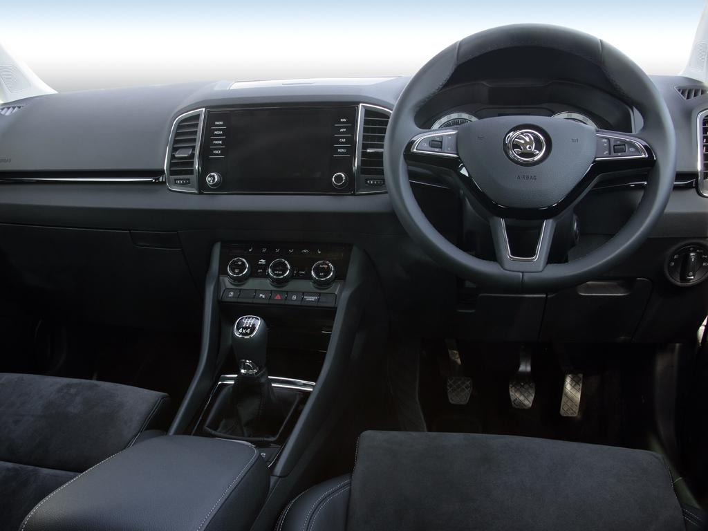 Škoda Karoq 1.5 TSI SE L 5dr
