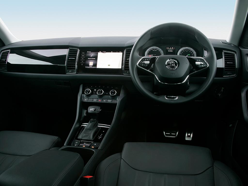 Škoda Kodiaq 2.0 TDI 200 SE L 4x4 5dr DSG 7 Seat