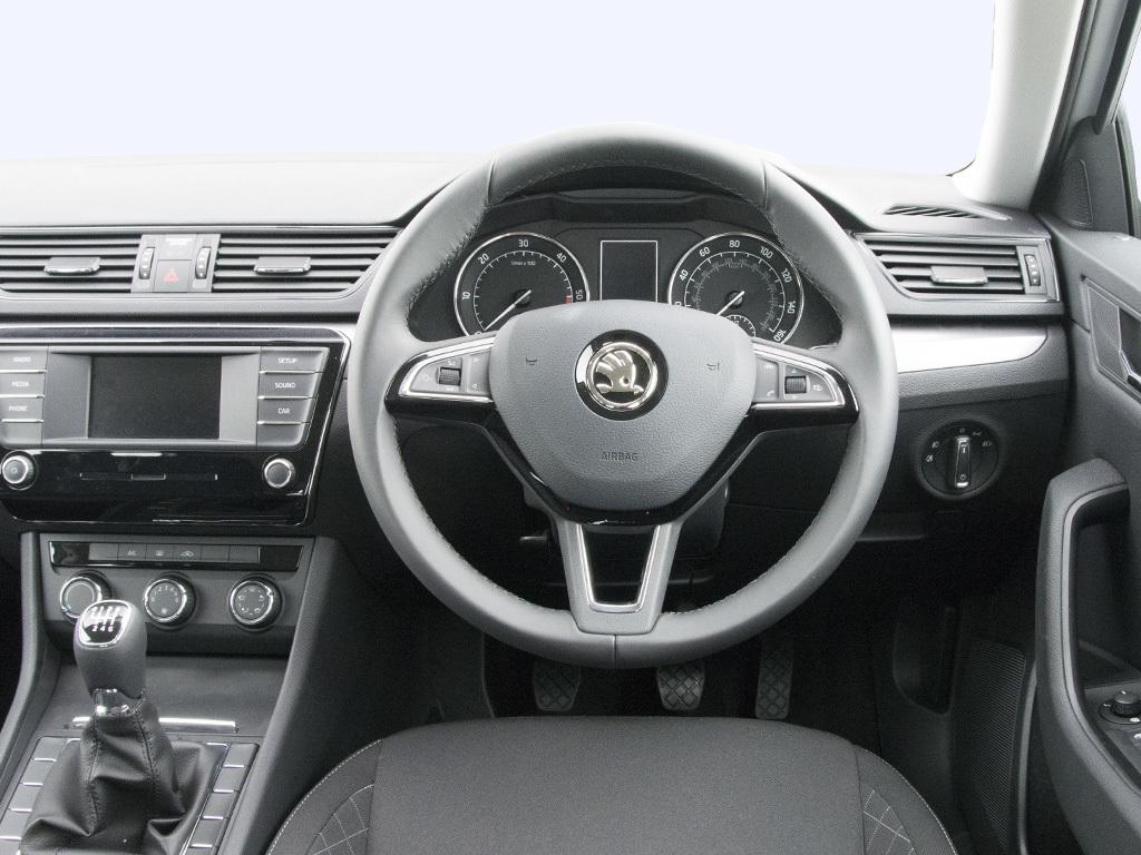Škoda Superb 2.0 TDI CR 190 SE L Executive 5dr DSG 7 Speed