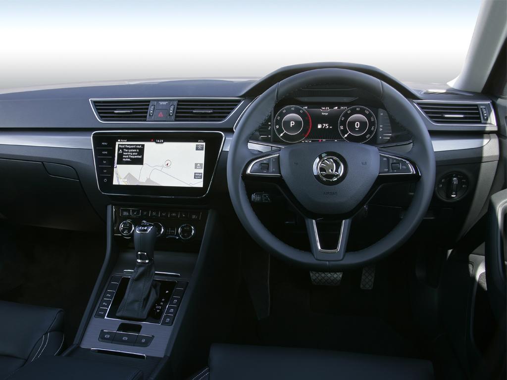 Škoda Superb 2.0 TSI 190 Laurin + Klement 5dr DSG
