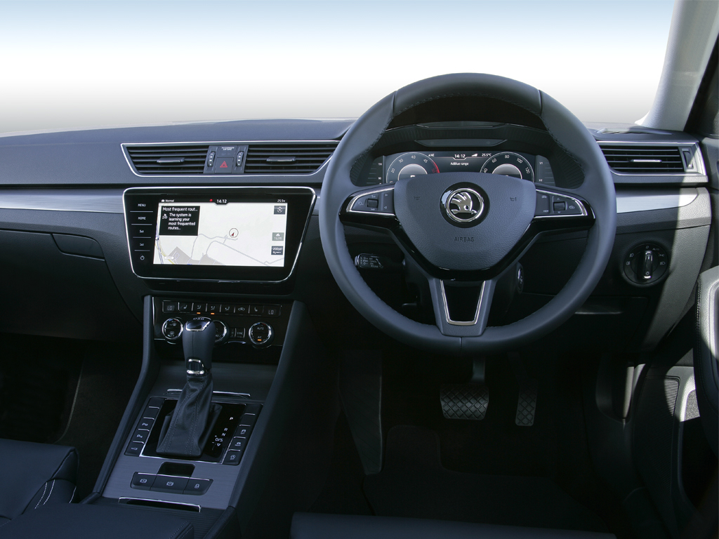 Škoda Superb 2.0 TDI CR 200 SE L 4X4 5dr DSG
